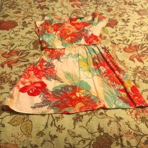 BeBop floral mini dress Size small